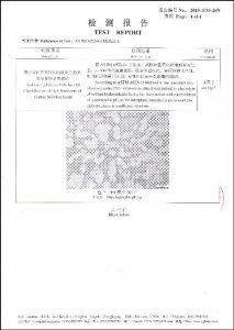 Sertifikat for S32760
