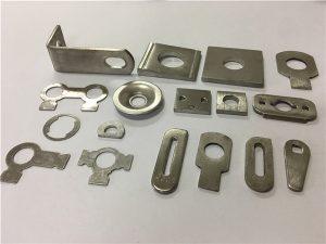 NO.58-A2-70 SS304 rustfritt stål stempling del