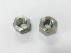 No.108-Produsent spesielle legeringsfester festelloy C276 muttere