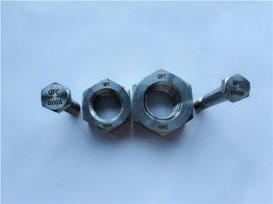 No.24-Alloy 660 Hex bolter, festemidler