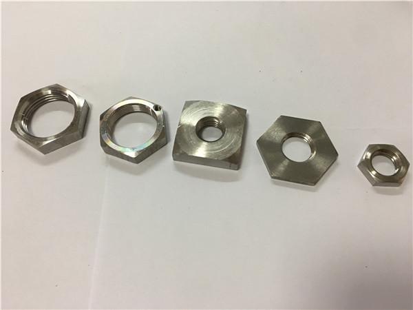 engrospris firkantet rustfritt stål hjulmutter