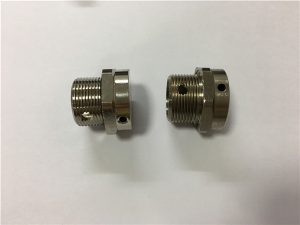 Nr.37-rustfritt stålplugg (sekskanthode) 304 (304L), 316 (316L)