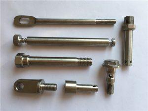 No.42-recision Rustfrie festemidler CNC Dreie metallfester