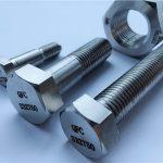 nikkellegering monel400 stålpris per kg stempelboltemuttere skruefeste en2.4360