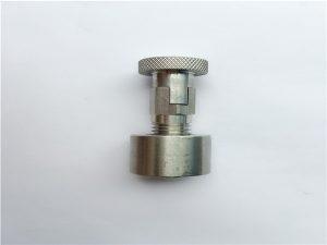 No.95-SS304, 316L, 317L SS410 Vognbolt med rund mutter, ikke-standard festeanordninger