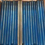 s32760 feste av rustfritt stål (zeron100, en1,4501) helt gjengestang