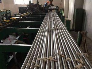 Super duplex s32760 (A182 F55) rundstang i rustfritt stål