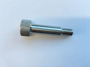 tilpasset sokkel heksagonhodehette 18-8 rustfritt stål skulderskrue