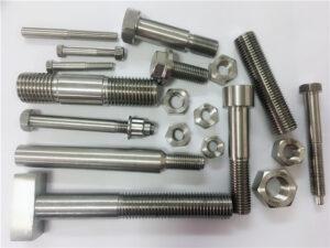 forskjellige typer skreddersydde kobber nikkel festemidler